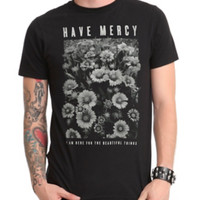 Have Mercy Daisies T-Shirt 2XL