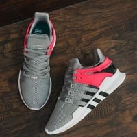 DCCK8X2 Adidas Equipment EQT Support ADV Grey Casual Sports Shoes
