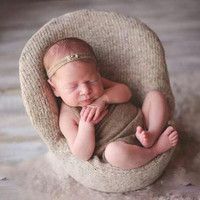 Newborn Infant Posing Chair Boutique Photography Props