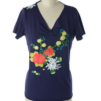 Lola Embroidered Top