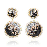 Spheyra Jet Earrings | Moda Operandi