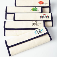 Parker Thatch Personalized Jewelry Rolls