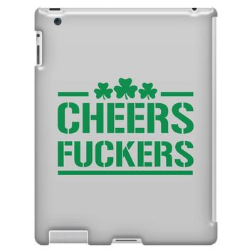 cheers fckers iPad 3 and 4 Case