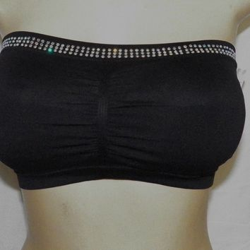 One Size Crystal Bandeau