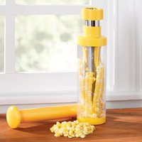 Shuck Deluxe Corn Stripper