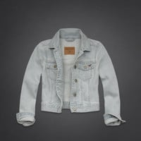 Fountain Valley Denim Jacket