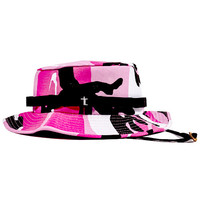 Trap Lord Bucket Hat - Pink Camo