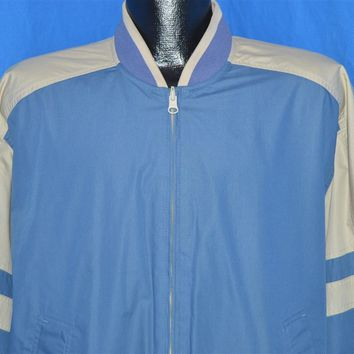 80s Members Only Reversible Jacket Large