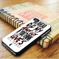Go Ahead 5sos lyrics 5 Seconds Of Summer Star 5 sos Music | For iPhone 5C Cases | Free Shipping | AH0637