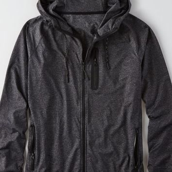 AEO Extreme Flex Jacket , Charcoal | American Eagle Outfitters