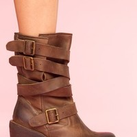 Deanne Strapped Boot