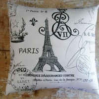 French Country Pillow, French Decor.. on Luulla
