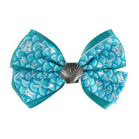 Disney The Little Mermaid Shell Hair Bow