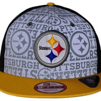 Pittsburgh Steelers 2014 NFL Draft 9FIFTY Snapback Cap