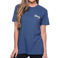 Obey Ole Navy T-Shirt