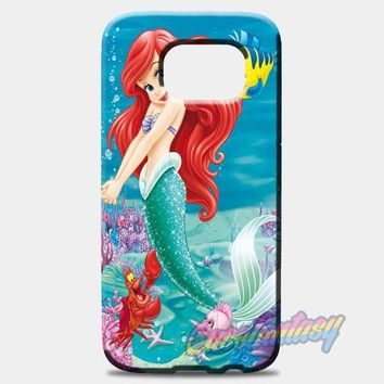 The Little Mermaid Party Samsung Galaxy S7 Case
