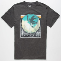 Billabong Periscope Mens T-Shirt Charcoal  In Sizes
