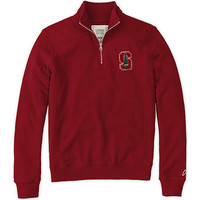 Stanford University Cardinal Women's 1/4 Zip Pullover | Stanford University