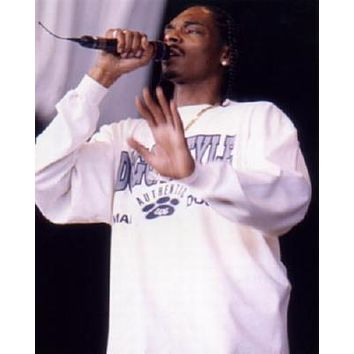 Snoop Dog poster Metal Sign Wall Art 8in x 12in