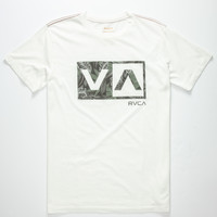 RVCA Jungle Balance Box Mens T-Shirt | Graphic Tees
