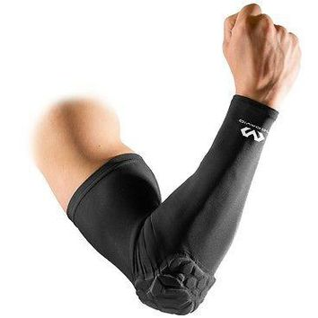 McDavid 6500 Compression Hex Shooter Arm Sleeve Padded Protective Basketball