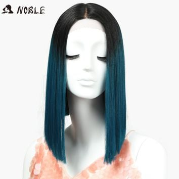 Noble Straight Synthetic Hair Wig