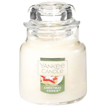 Christmas Cookie™ Small Jar Candle by Yankee Candle®