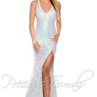 Precious Formals P9022 at Prom Dress Shop
