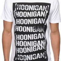 Hoonigan Stamp Repeat T-Shirt