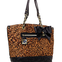WILL YOU BE MINE LEO TOTE