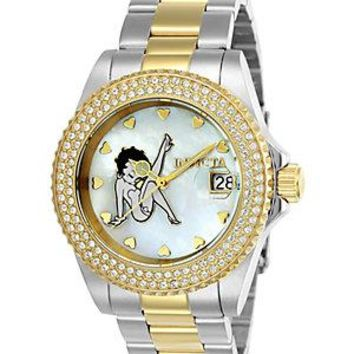 SOLD OUT Invicta Women's Betty Boop Watch