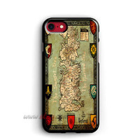 Game Of Thrones iphone cases Map Vintage samsung galaxy case ipod cover