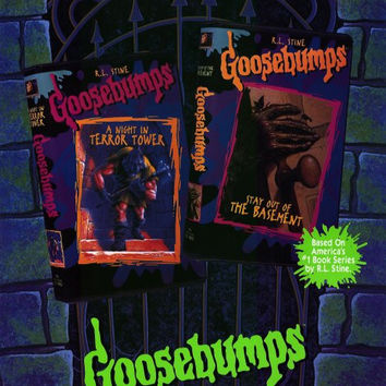 Goosebumps 11x17 Movie Poster (1996)