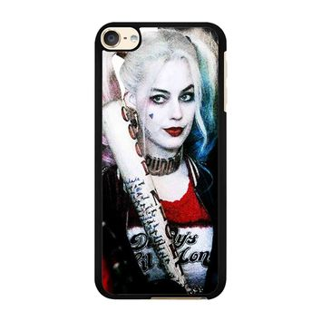 Harley Quinn Beauty iPod Touch 6 Case