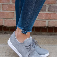 Off the Grind Sneakers - Grey