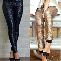Amazing Sequin Leggings