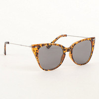 Cheap Monday Feline Sunglasses at PacSun.com