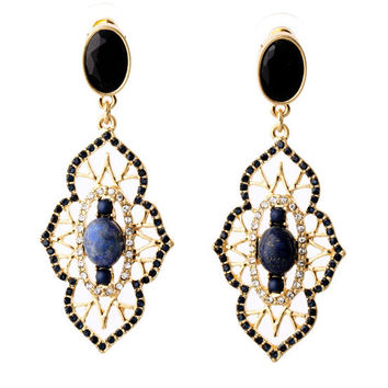 Moonlight Statement Earrings