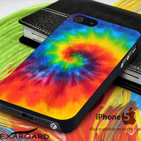 Tie Dye Colorful Art for iPhone 4, iPhone 5, iPhone 5c, iPhone 6, iPhone 6 plus, iPod 4, iPod 5, Samsung Galaxy Note 3, Galaxy Note 4, Galaxy S3, Galaxy S4, Galaxy S5, Galaxy S6, Phone Case