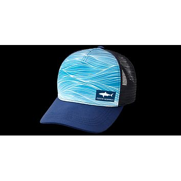 Ocearch Shark Wave Trucker Hat