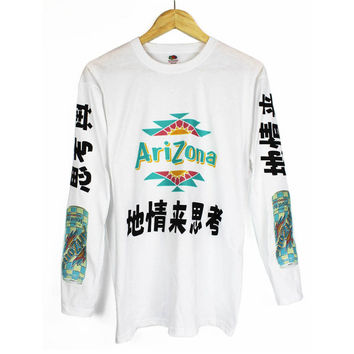 Arizona Iced Tea Long Sleeve T shirt