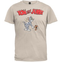 Tom and Jerry - Bat And Bomb T-Shirt