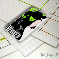 Wicked Broadway New Musical Logo iPhone 5 Case