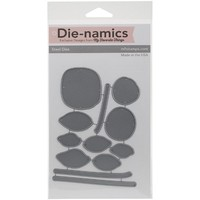 My Favorite Things Die-Namics 12-piece Scribble Flower Die Set