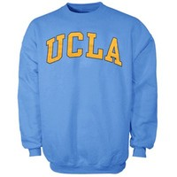 UCLA Bruins Bold Arch Crew Sweatshirt - True Blue