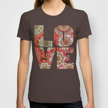 Baroque Obsession T-shirt by micklyn
