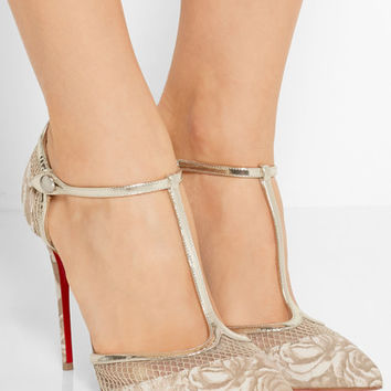 Best Christian Louboutin Net A Porter Products on Wanelo