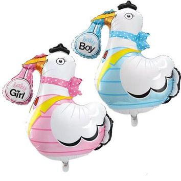 Stork Balloon (Boy/Girl)