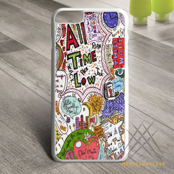 All Time Low Fan Art Custom case for iPhone, iPod and iPad