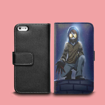 Creepypasta Ticci Toby Brightening Your Day With Cell Phone